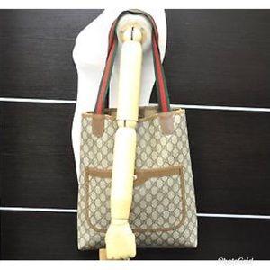 Authentic GUCCI Tote Bag Vintage